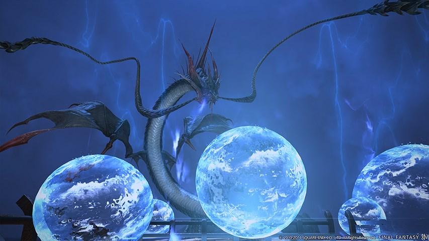 Leviathan Final Fantasy XIV