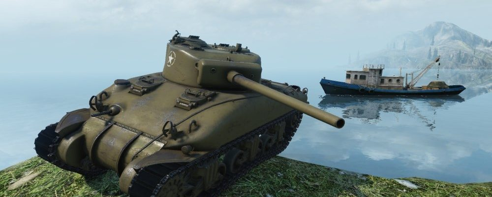 World of Tanks: Feuert bald eine Grafikbombe ab
