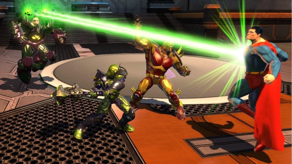 DC Universe Online: Superman