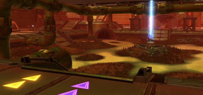 SW:TOR: Zu Besuch in der neuen Huttenball-Arena