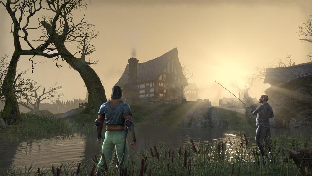The Elder Scrolls Online: Rollenspiel