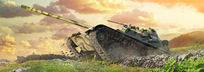 World of Tanks: Möge das Glück der Iren mit euch Panzerfahrern sein!