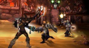 World of Warcraft: Heilung