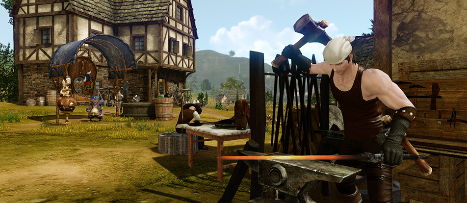 ArcheAge Crafting