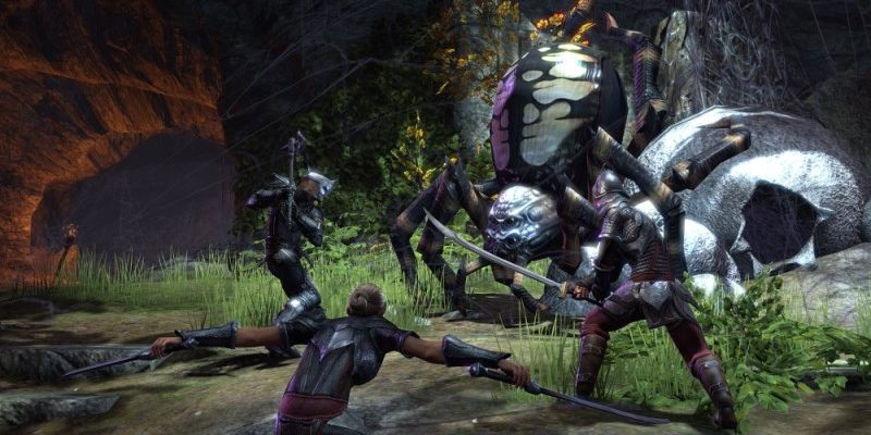 Mein MMO fragt: Kann ein MMORPG auch ein gutes Single-Player-RPG sein?