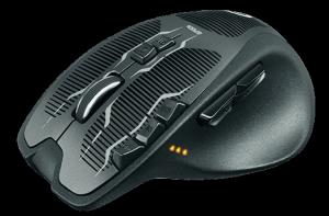 Gaming Maus Logitech g700s