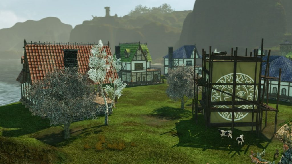 Housing ArcheAge