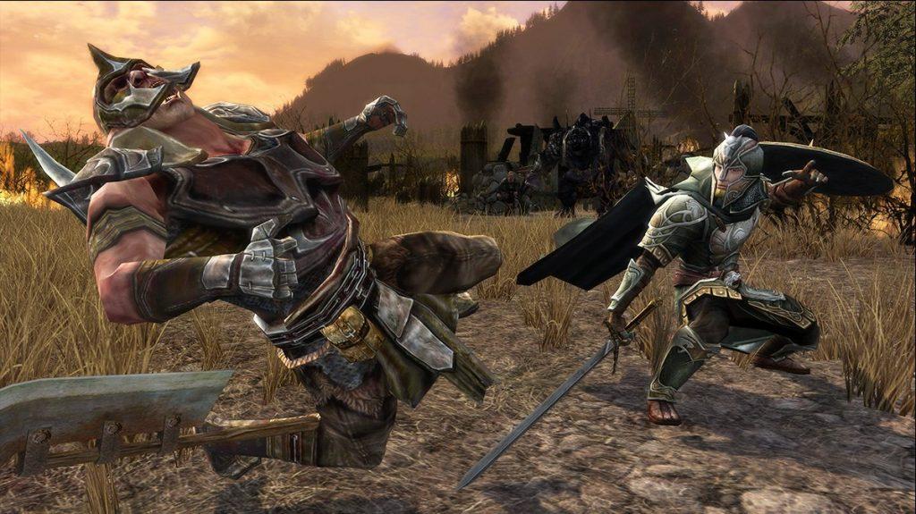 Herr der Ringe Online: Kampfsystem