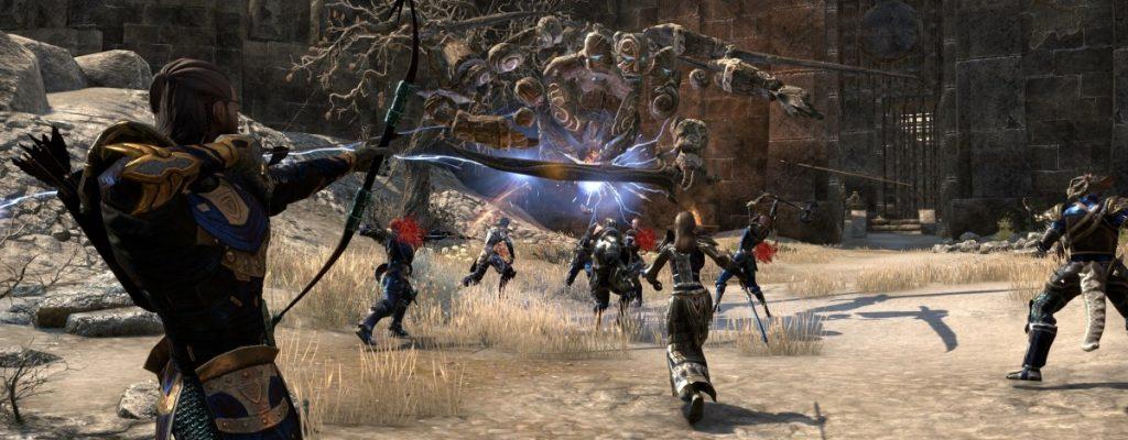The Elder Scrolls Online: Besseres Endgame, stärkere Items, bunter Juli