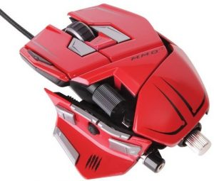 Mad Catz M.M.O. 7 Gaming Maus