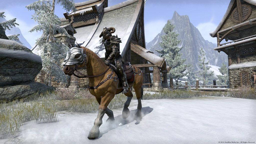 Palomino Pferd