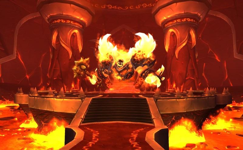 World of Warcraft: Ragnaros