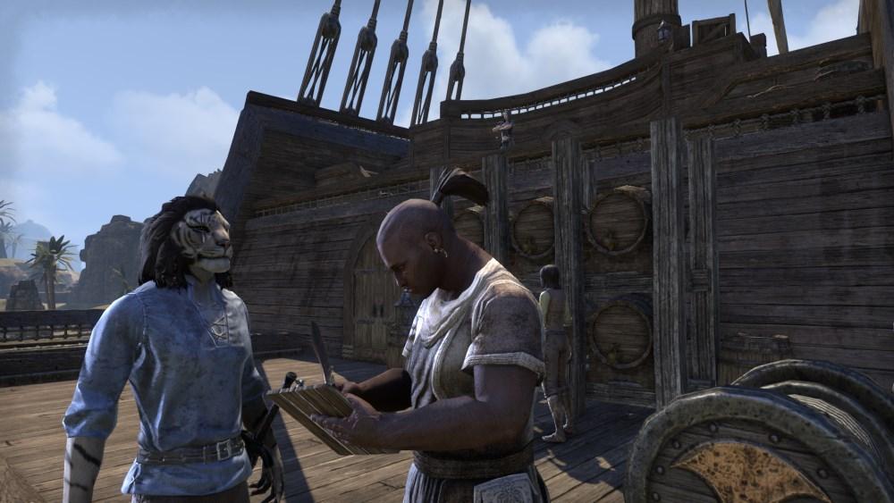 The Elder Scrolls Online Gildenmeister wechseln
