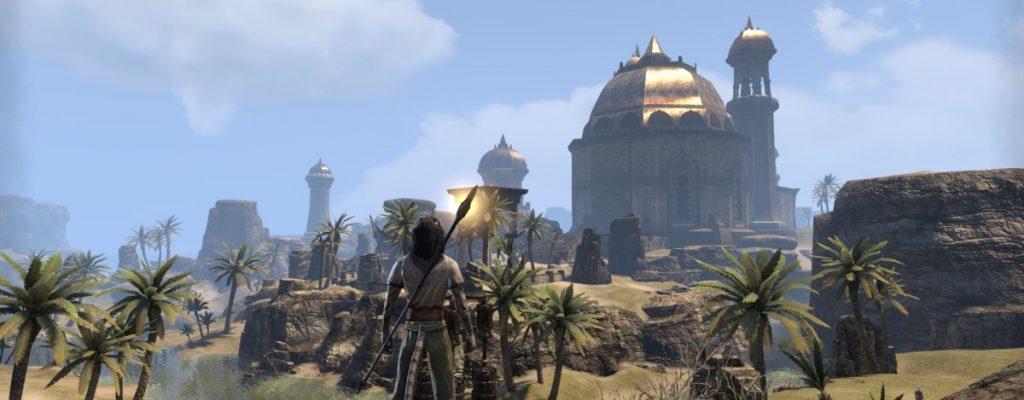 The Elder Scrolls Online: Update 6 verschoben, kommt erst im März