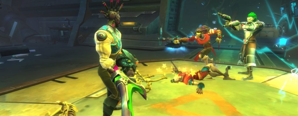 WildStar: Kreative Ideen bei Marketing und Item-Mechanik