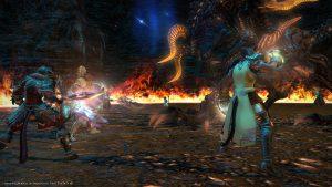 Final Fantasy XIV: PS4
