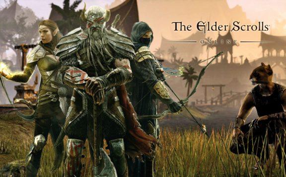 The Elder Scrolls Online Test