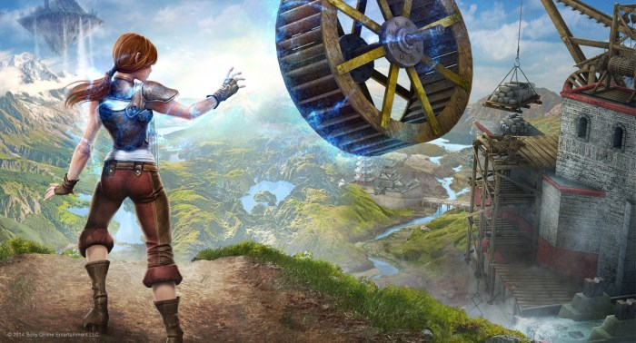 Landmark kommt in die Gänge, kündigt riesiges Update für Mittwochabend an – Was heißt das für Everquest Next?