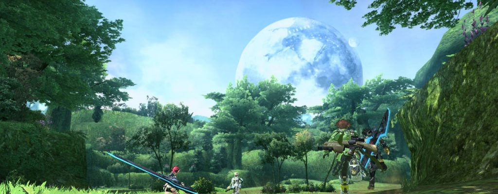 Phantasy Star Online 2 – Ab heute in Englisch spielbar