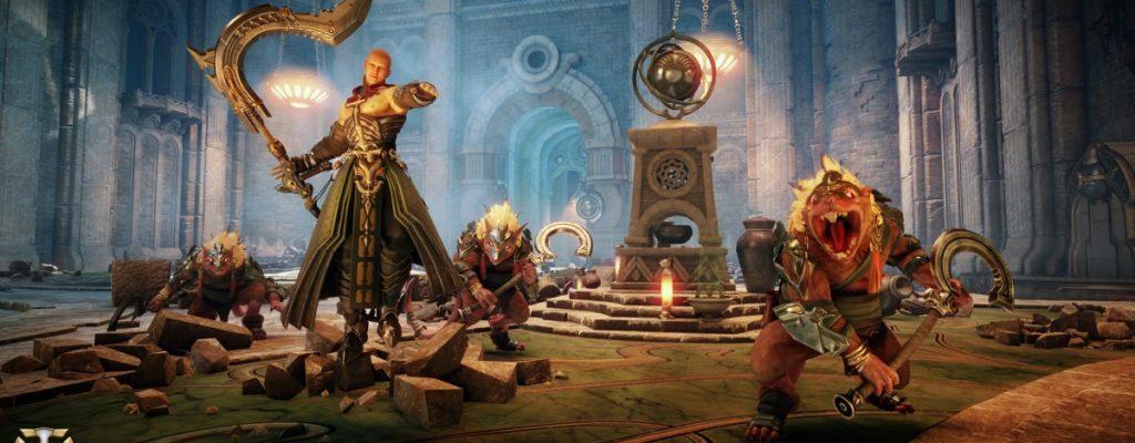 Next-Gen-MMO Skyforge zieht Götter-Nummer voll durch