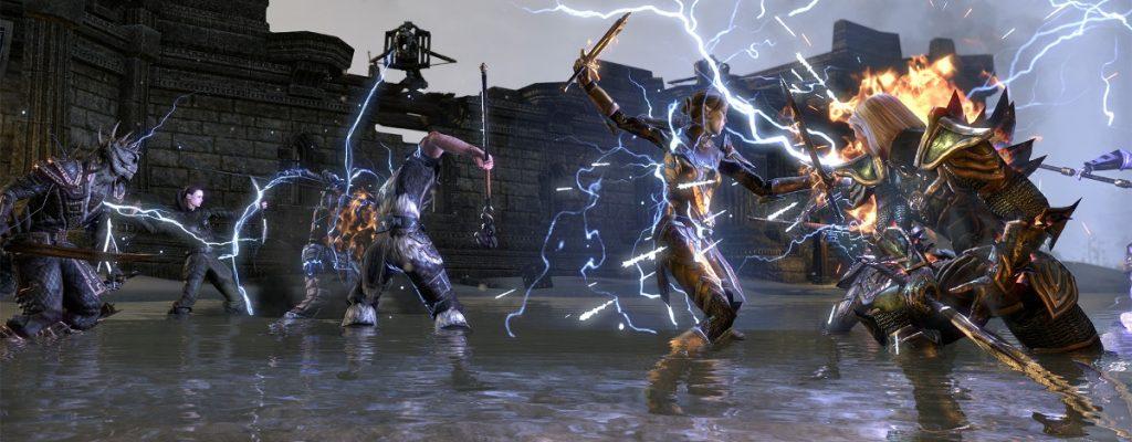 The Elder Scrolls Online: Champion-System benachteiligt Viel-Spieler bei TESO – jeder Veteran startet mit 30 Punkten