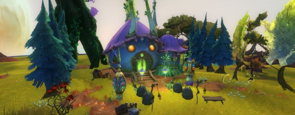 WildStar: Neue Housingfeatures in Content Drop 3