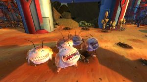 WildStar Monster