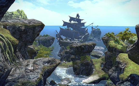 Final Fantasy XIV Update 2.3