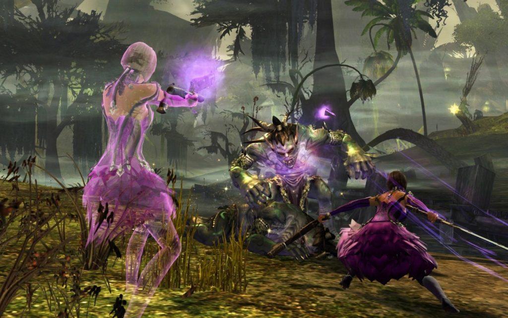 Mesmer bei Guild Wars 2