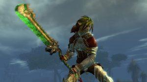 Guild Wars 2 Drachenjade-Waffe