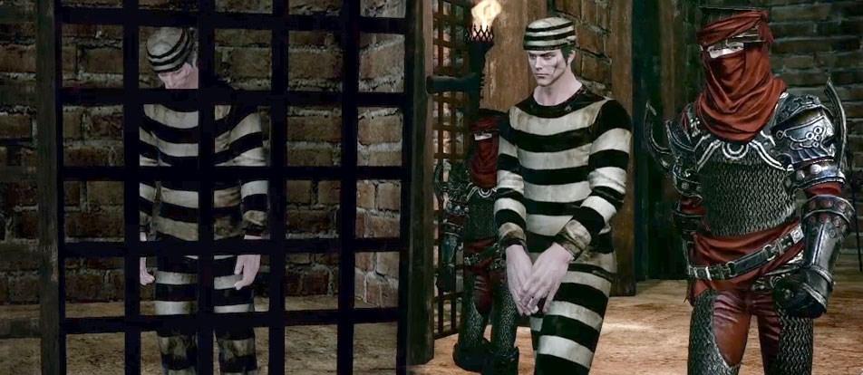 ArcheAge: Gefängnis