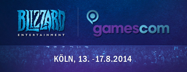 blizzard gamescom 2014
