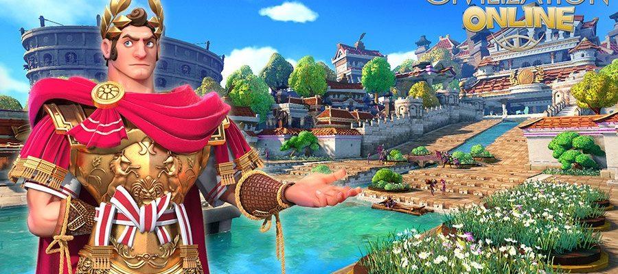 Gameplay-Video zu Civilization Online und eine politisch etwas unkorrekte Charakter-Erstellung: Yo, is this racist?