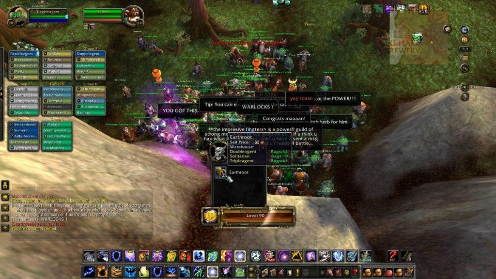 World of Warcraft: Doubleagent, ein fraktionsloser Panda wird 90