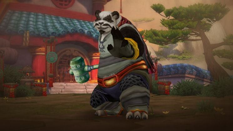 World of Warcraft: Doubleagent, ein fraktionsloser Panda