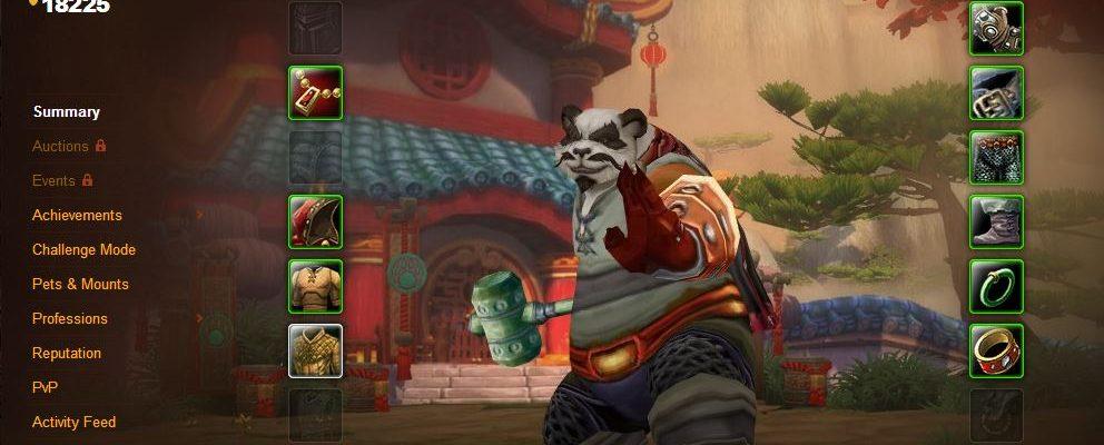 World of Warcraft: Ist das der verrückteste WoW-Spieler?