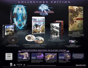 Final Fantasy XIV Collectors Edition
