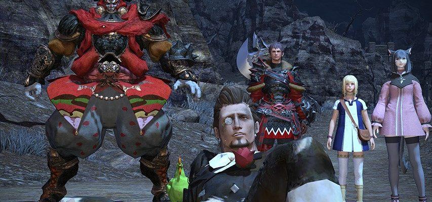Final Fantasy XIV: 2.4 kommt 28. Oktober, bringt Cash-Shop; 2.5 dann Party-Insel