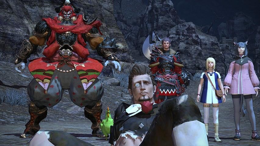 Hildibrand Final Fantasy XIV