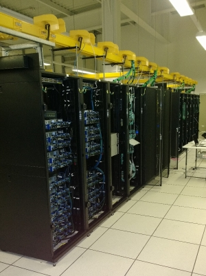 TESO: Europäische Server