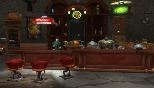 WildStar Housing Bar