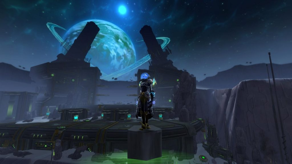 WildStar Zone Farside