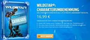 WildStar Charakterumbenennung