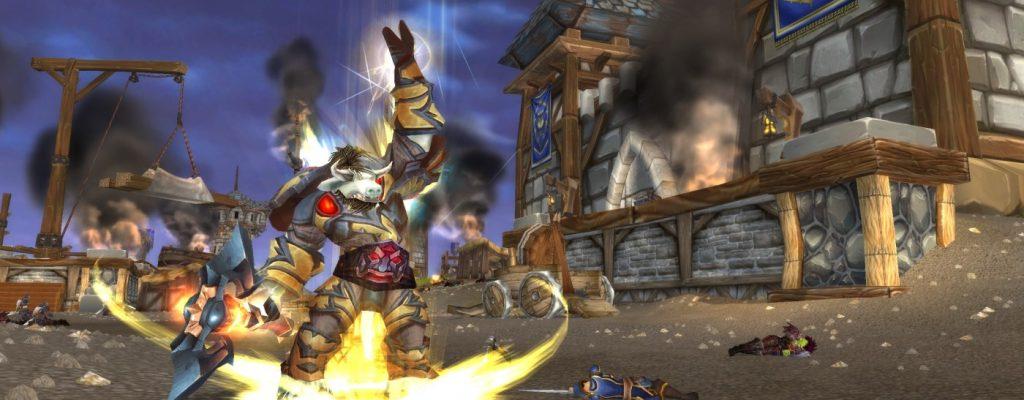 World of Warcraft nach Hotfix wieder leichter