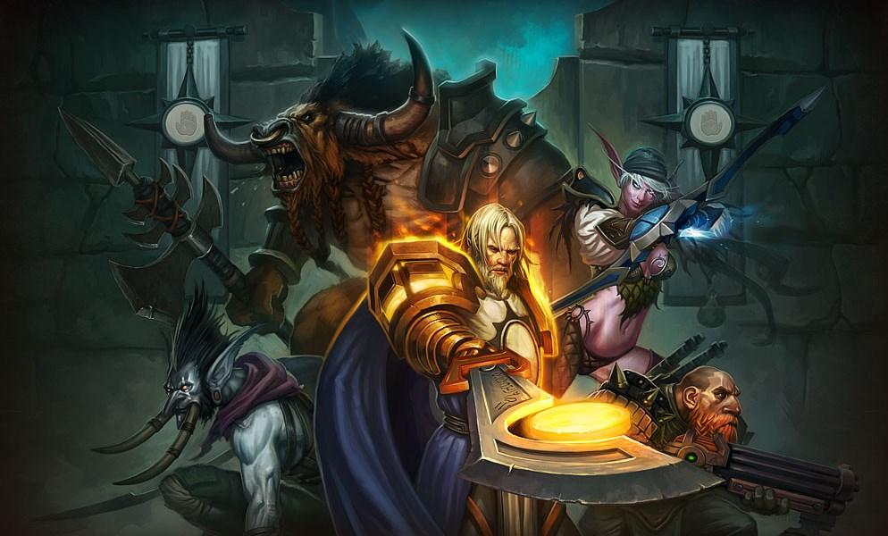World of Warcraft Artwork