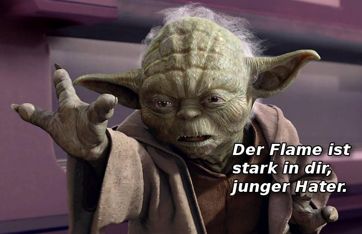 Yoda zur MMO Kultur