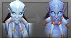 World of Warcraft: Männliche Draenei