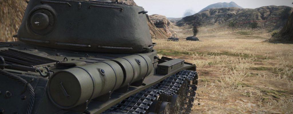 World of Tanks: Schöner, härter, heimeliger