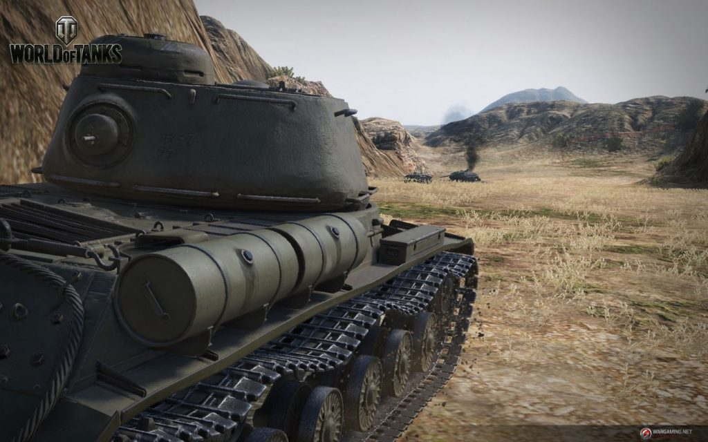 World of Tanks HD Panzer
