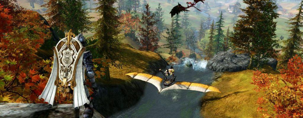 Nach 5 Jahren kündigt ArcheAge eine Remastered-Version an
